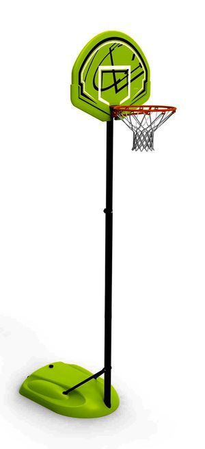New in Box Lifetime Adjustable Youth Portable Basketball Hoop, green, 90908. Retails $79. $60 Firm for Sale in Norfolk, VA