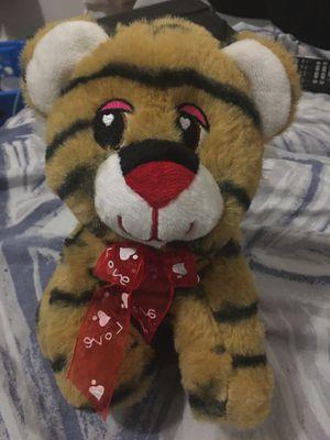 Soft tiger plush for Sale in Lombard, IL