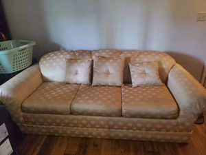 Pull out couch-queen size for Sale in Winter Park, FL