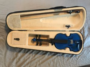Mendini by Cecilio Violin S/N:200110244 for Sale in Fresno, CA