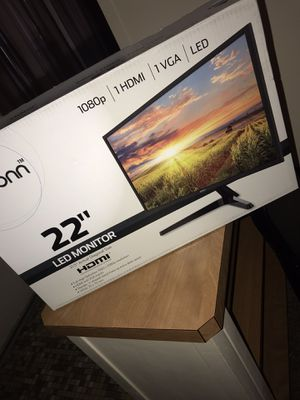 """22"""" LED Gaming Monitor for Sale in Jacksonville, IL"""