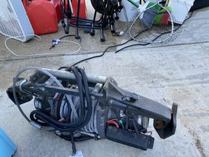 Dodge Ram 12000 winch for Sale in Dundalk, MD