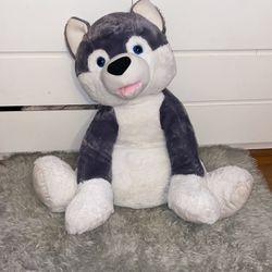 Stuffed Animal (husky) for Sale in Fairfax,  VA