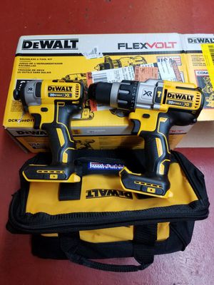 """Brand new Dewalt XR Hammer drill/Impact Driver. Im only asking for $175. """"Tool only"""". for Sale in Buena Park, CA"""