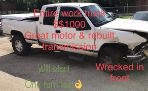 1500 Chevy for parts for Sale in University City, MO