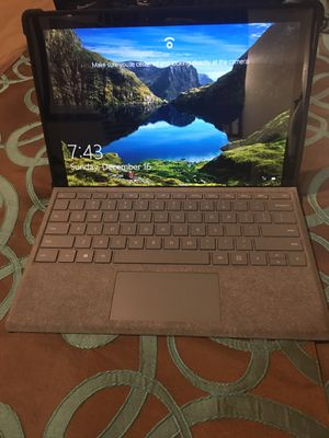 Microsoft Surface Pro 5 for Sale in Fresno, CA