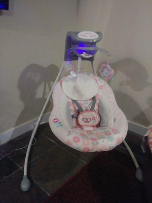 Ingenuity baby swing for Sale in Salt Lake City, UT