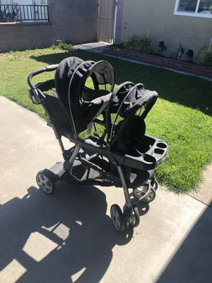 Tandem Double Stroller for Sale in Carson, CA