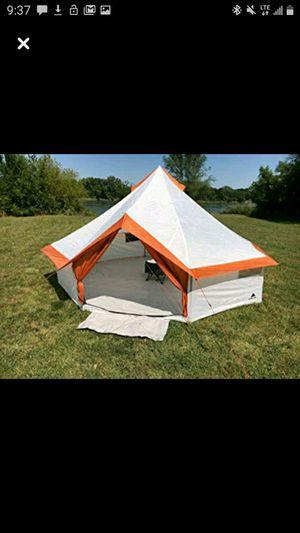 10 person yurt tent for Sale in Amarillo, TX