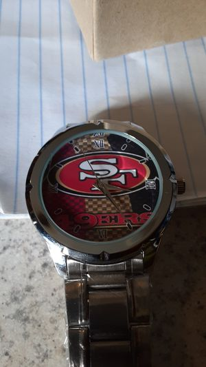 Brand New Mens never Worn 49er watch for Sale in Vancouver, WA