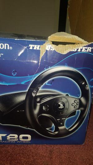 Ps4 racing wheel for Sale in Fort Walton Beach, FL
