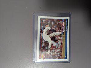 Topps Nolan Ryan Baseball card 1998 for Sale in Fremont, CA