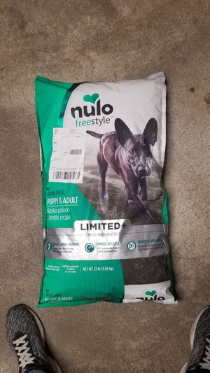 Nulo dog food for Sale in Long Beach, CA