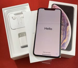 iPHONE XS MAX 256GB NEW FACTORY UNLOCKED T-MOBILE METRO TMOBILE ATT AT&T CRICKET INTERNATIONAL DESBLOQUEADO GOLD for Sale in Hollywood, FL
