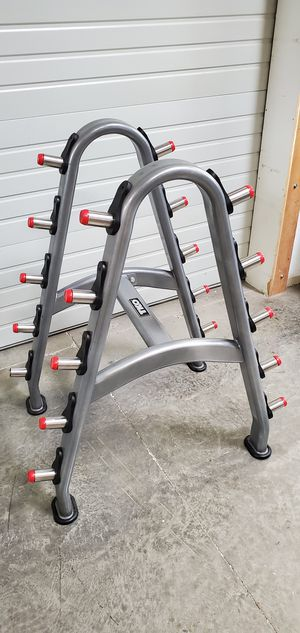 TKO Commercial Fixed weight Barbell Rack for Sale in Seattle, WA