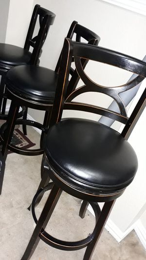 Bar stools.. for Sale in Garland, TX