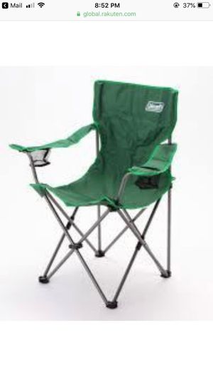 Camping, folding, arm chair – new for Sale in Salem, VA