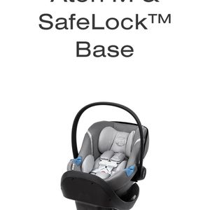 Cyber Aton Car Seat With TWO Bases for Sale in Las Vegas, NV