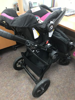 Double baby stroller for Sale in Houston, TX