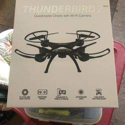 Thunderbird DRONE for Sale in Fresno, CA