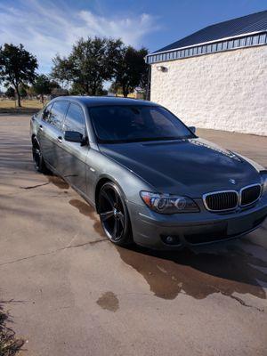 2008 750li bmw only 77,000 miles for Sale in Abilene, TX