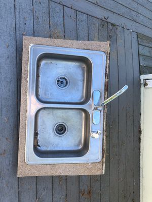 Free Stainless Kitchen Sink for Sale in Newport News, VA