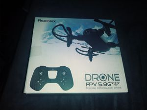 THE REAxACC 5.8 G SUPER DRONE...ONLY ONE for Sale in Delair, NJ
