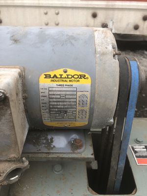 Baldor industrial motor for Sale in Sterling Heights, MI