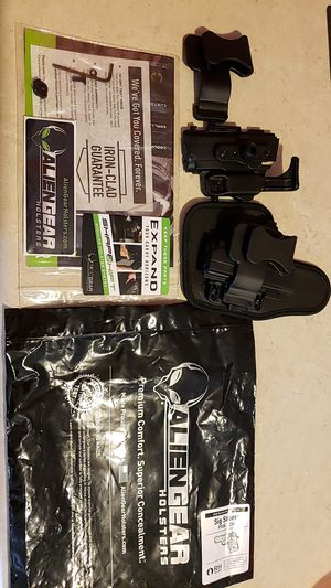 Alien Gear Modular Conceal Carry Holster For Sig Sauer P938/P238 for Sale for sale  Swansea, IL