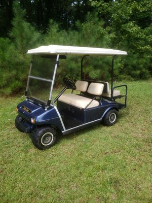 Club Car Golf Cart/ Free Delivery for Sale in Fayetteville, GA