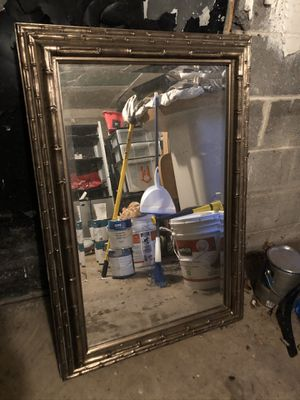 Wall Mirror. 39 by 27 for Sale in Downers Grove, IL