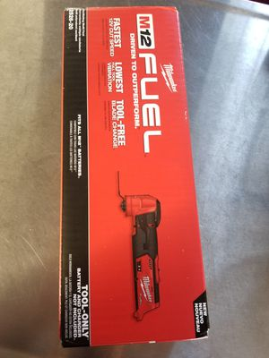 Milwaukee Multi-tool Brushless Fuel M12 for Sale in Norwalk, CA