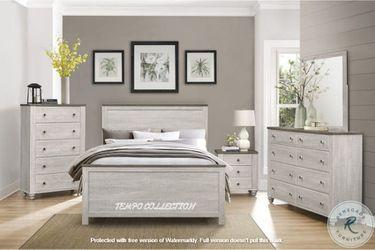 NEW IN THE BOX.BEDROOM SET: QUEEN BED +DRESSER+NIGHTSTAND SKU#TC1903-SET for Sale in Westminster,  CA