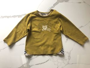 Boys Burberry Sweatshirt 4Y for Sale in Hoffman Estates, IL