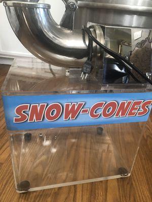 Maquina para moler hielo alta potencia for Sale in Fontana, CA