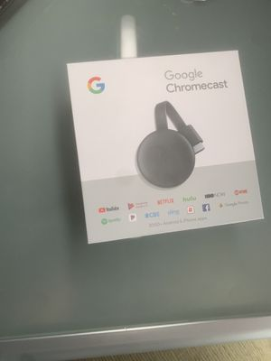 Google Chromecast Streaming Device for Sale in Media, PA