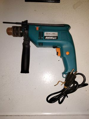 """CORDED IMPACT DRILL MODEL FJ2594 1/2"""" DRIVER 2 SPEED REVERSIBLE tools for Sale in Bellview, FL"""