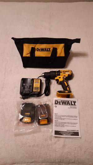 Dewalt 20 volt drill (new) for Sale in Everett, WA