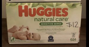 Huggies wipes for Sale in Irving, TX