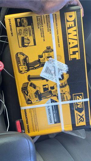 Dewalt drill kit for Sale in Tampa, FL