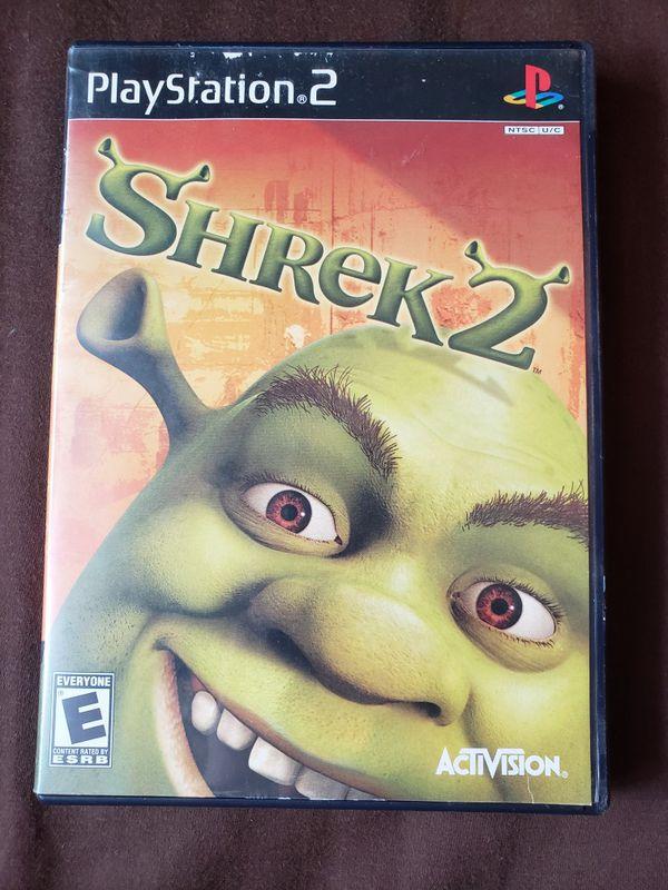 Playstation 2 shrek 2