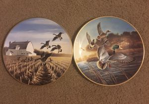 Ducks unlimited plates for Sale in Weiner, AR
