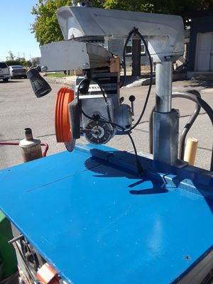 """Rockwell/Delta 10"""" Radio Arm Saw for Sale in Syracuse, UT"""