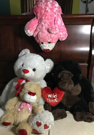 Teddy Bears Vday for Sale in Pembroke Pines, FL