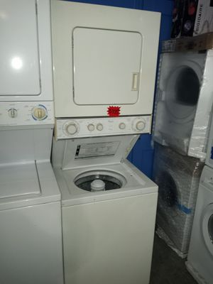 WHIRLPOOL LAUNDRY CENTER 24IN WORKING PERFECT W/4 MONTHS WARRANTY for Sale in Baltimore, MD