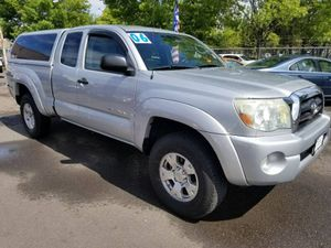 2006 Toyota Tacoma V6 4dr Access Cab 4WD SB for Sale in Salem, OR
