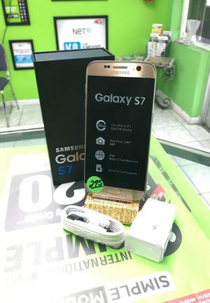 Samsung galaxy gold unlocked 32GB for Sale in Hialeah, FL