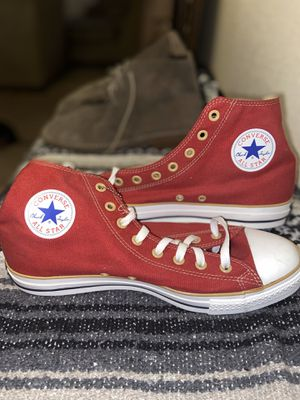 Men's converse for Sale in Mansfield, TX