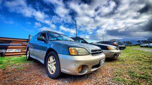 2000 Subaru Legacy Outback for Sale in Honolulu, HI