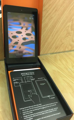 Amazon Kindle Fire tablet for Sale in San Diego, CA